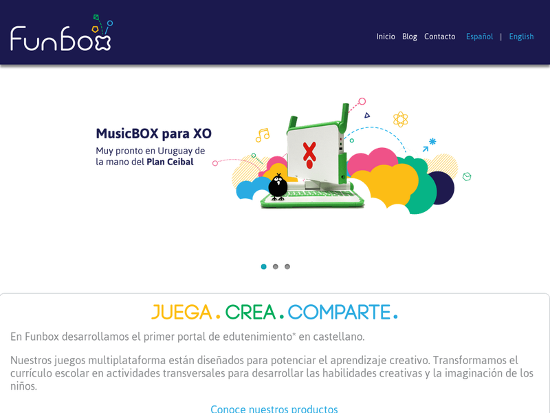 Images from Funbox