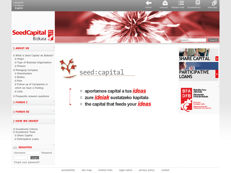 Images from Seed Capital Bizkaia