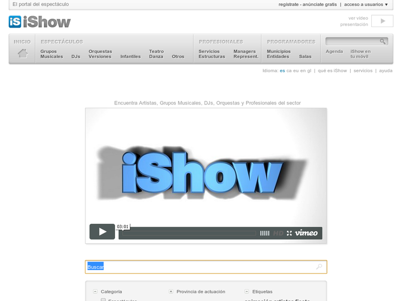 Images from iShow.es