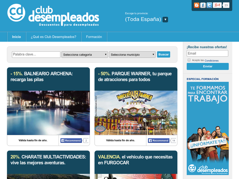 Images from Clubdesempleados.com
