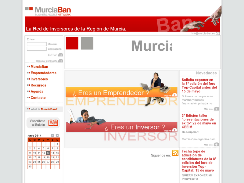 Images from Murcia Ban