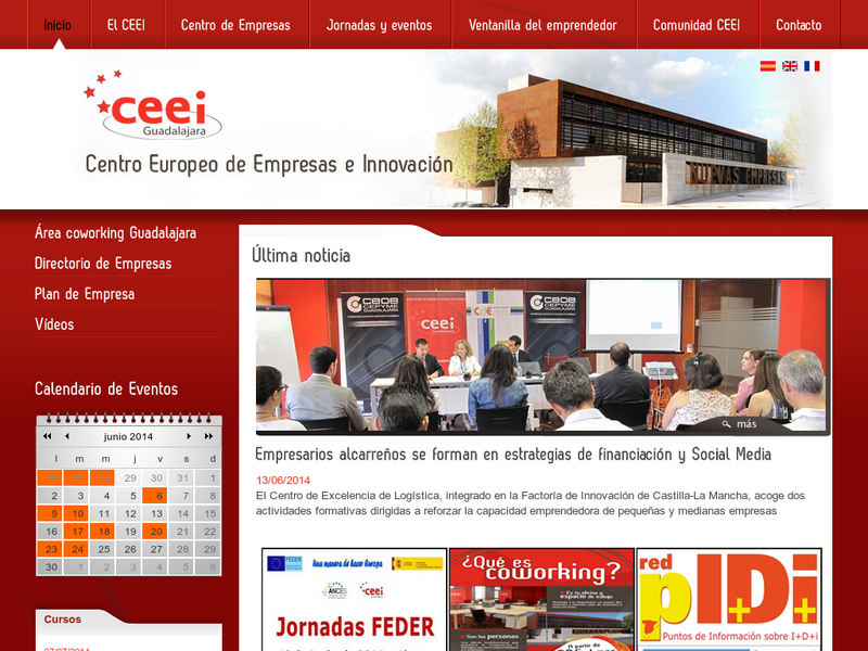 Images from CEEI Guadalajara