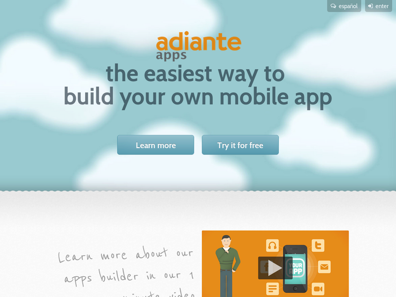 Images from adianteapps