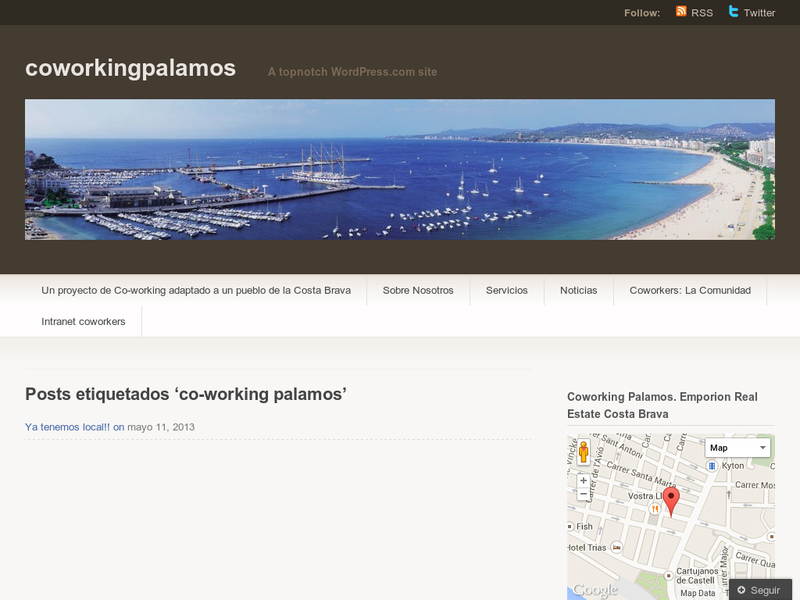 Images from COWORKING Palamos