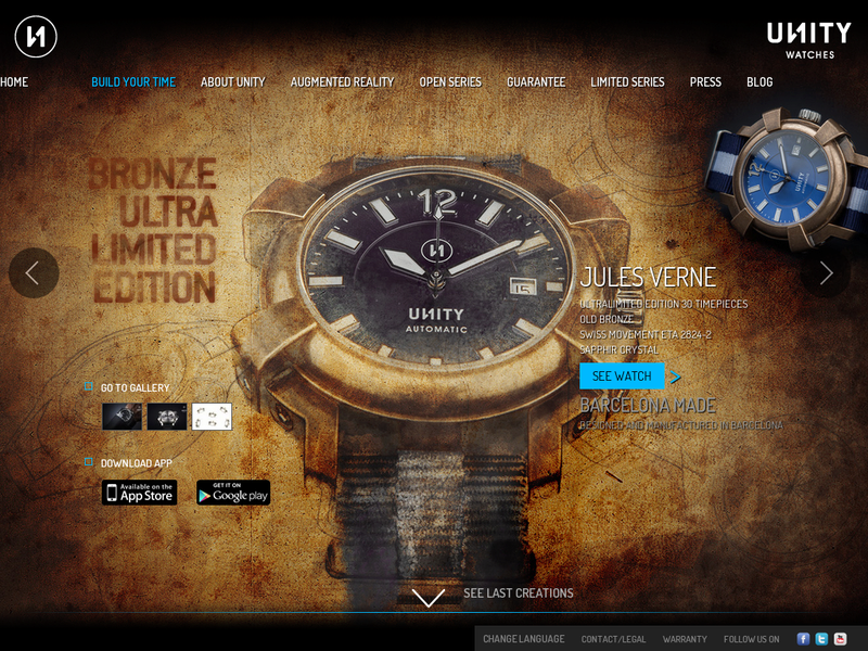 Images from Unity Watches