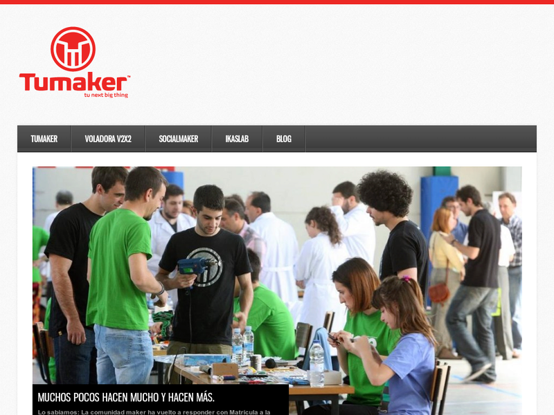 Images from Tumaker