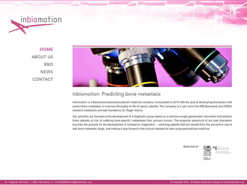 Images from Inbiomotion