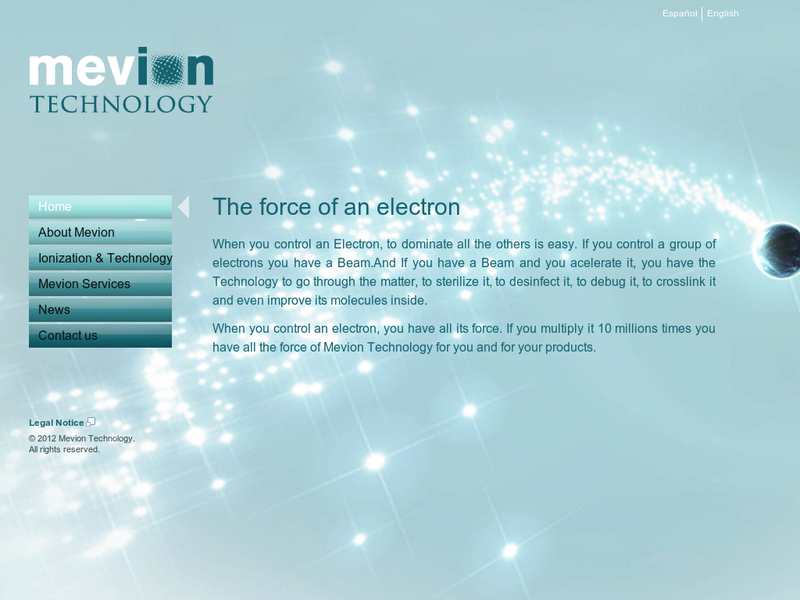 Images from Mevion Technology
