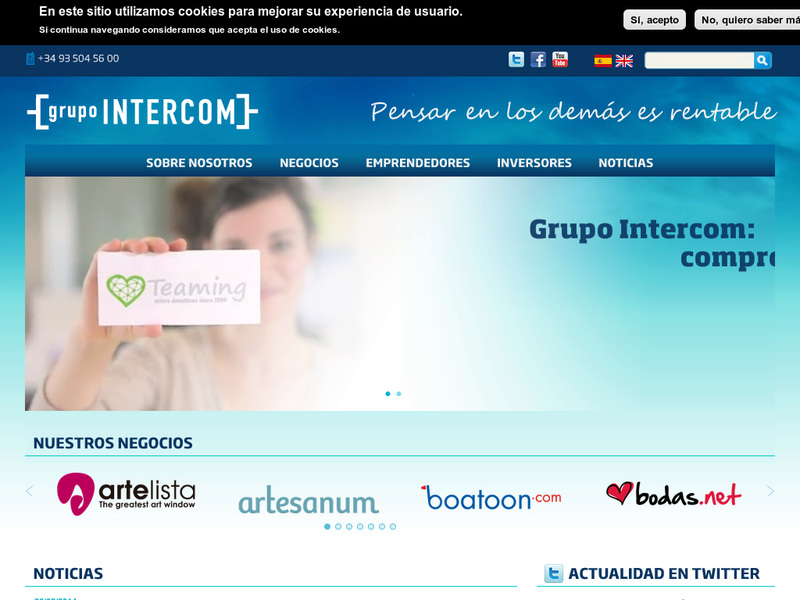 Images from Grupo Intercom