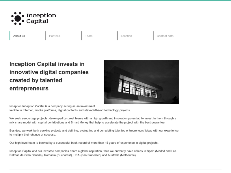 Images from Inception Capital