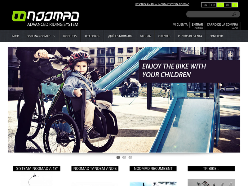 Images from Noomaad Bike