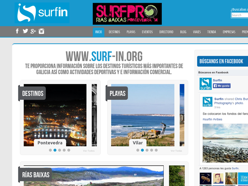 Images from Surfin
