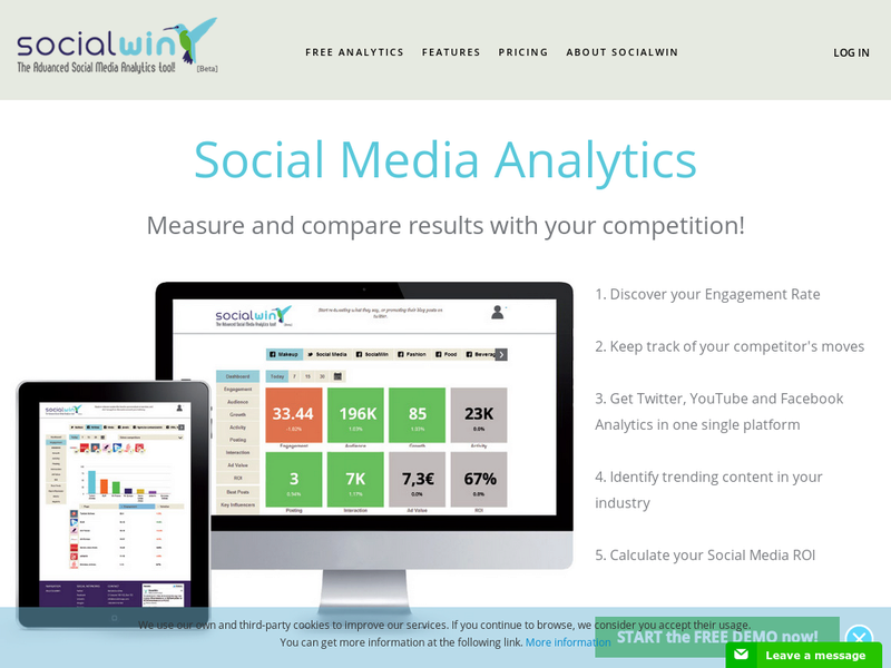 Images from SocialWin