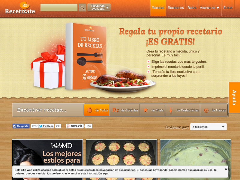 Images from Recetizate