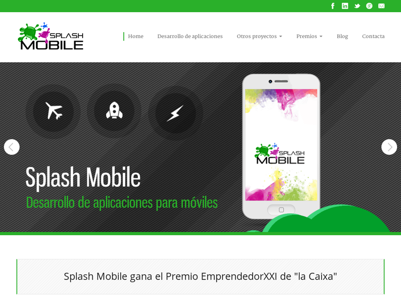 Images from Splash Mobile