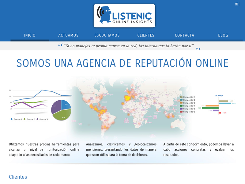 Images from Listenic