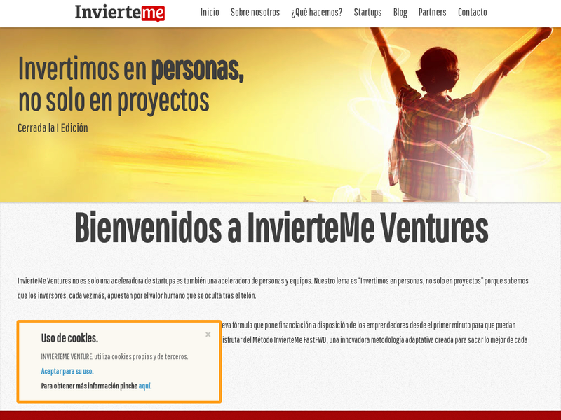 Images from InvierteMe Ventures