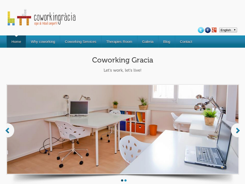 Images from CoworkinGracia