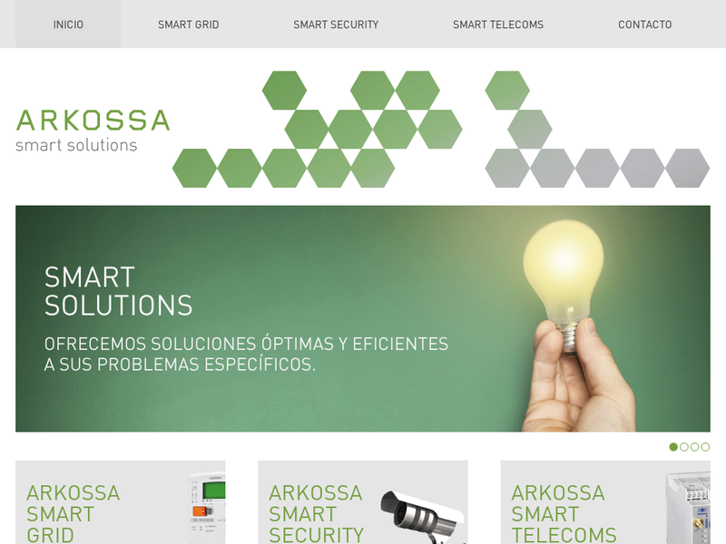 Images from Arkossa Smart Solutions, SL