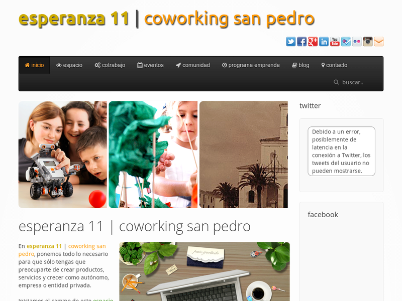 Images from esperanza 11 | coworking san pedro