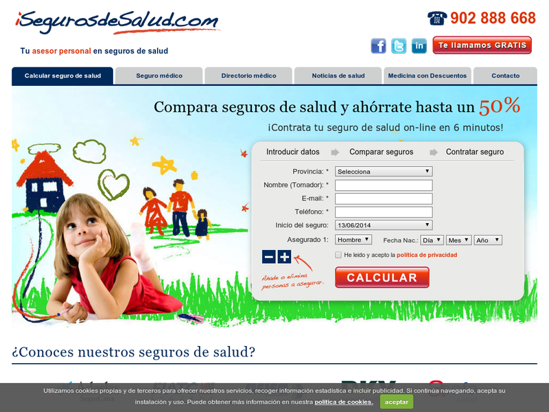 Images from iSegurosdeSalud.com