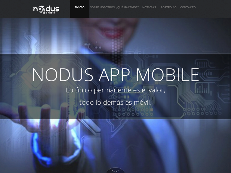 Images from Nodus App Mobile