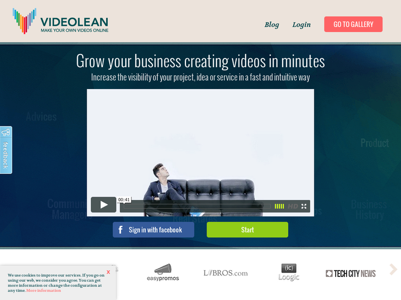 Images from Videolean