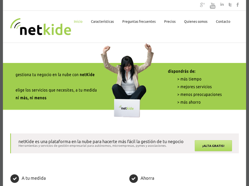 Images from Netkide TIC