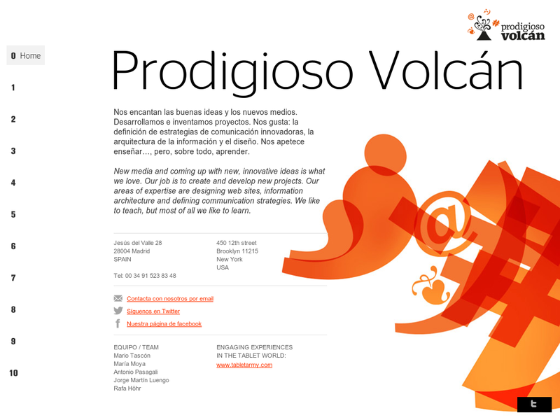 Images from Prodigioso Volcan