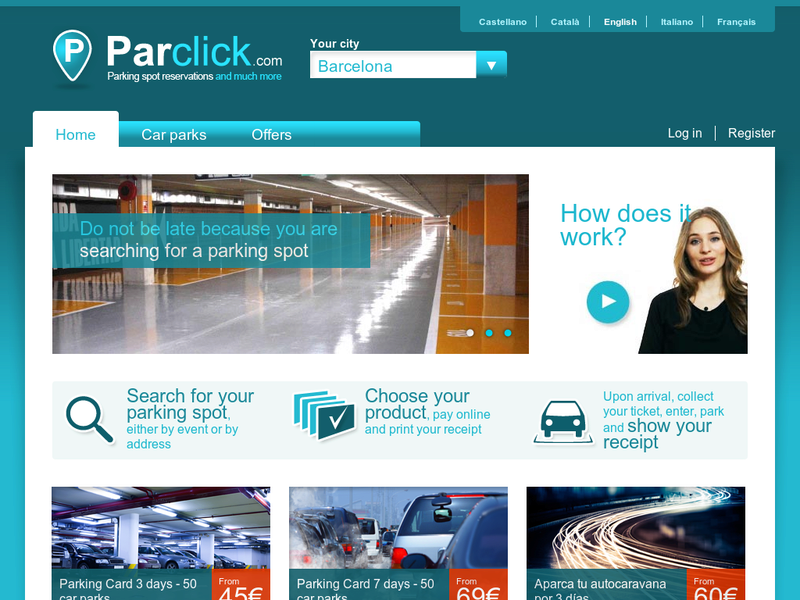 Images from Parclick