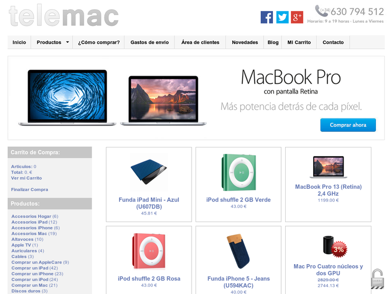 Images from Telemac Canarias