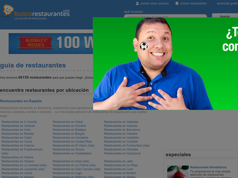 Images from Buscorestaurantes.com