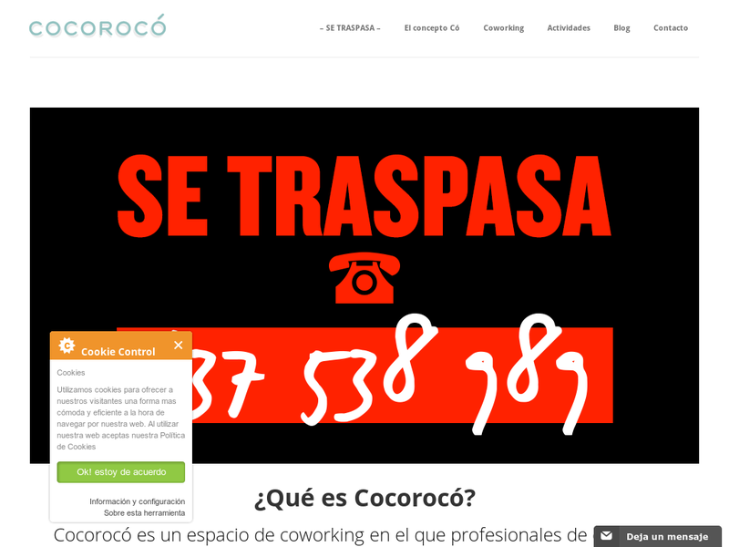 Images from Cocorocó # Coworking y otras cosas