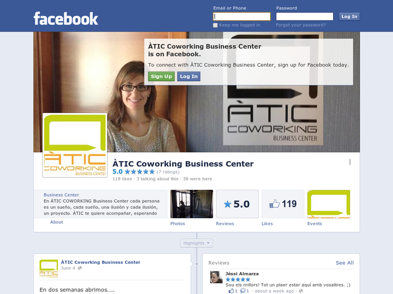 Images from ATIC Coworking Business Center