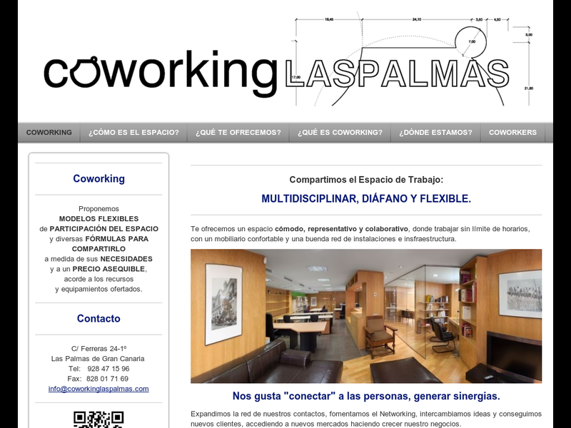 Images from coworkingLASPALMAS