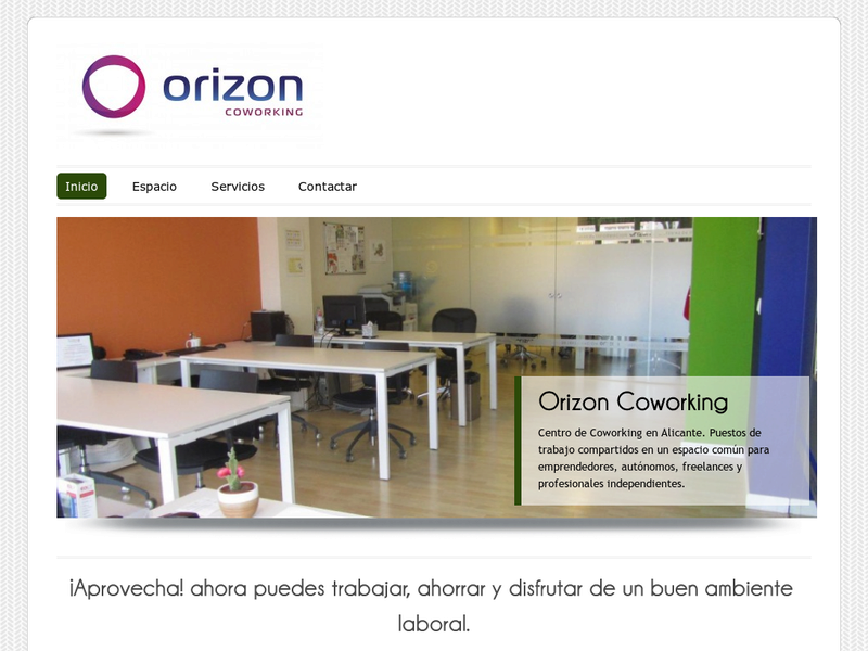 Images from Orizon Coworking