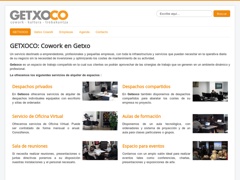 Images from Getxoco