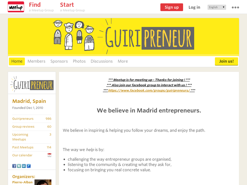 Images from The Guiripreneurs