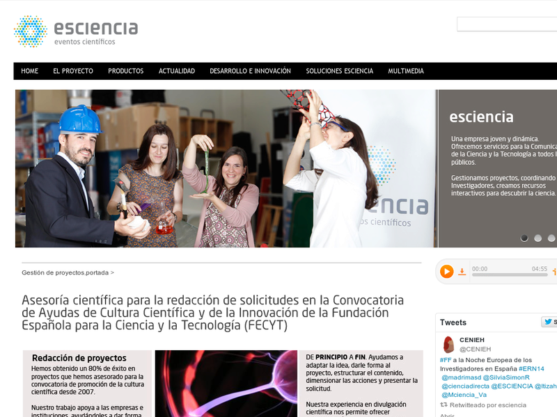 Images from esciencia