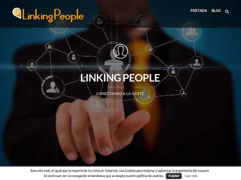 Images from Linking People