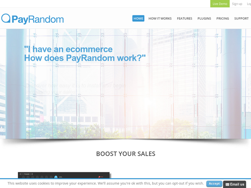 Images from PayRandom