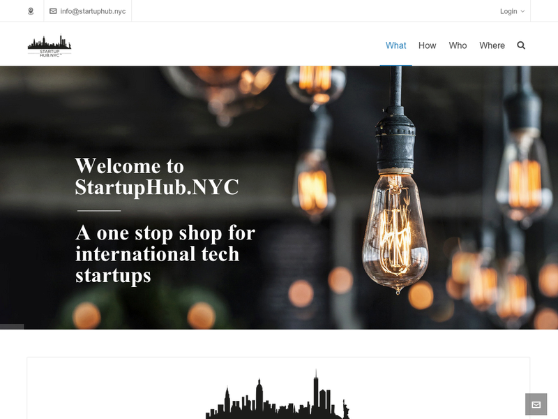 Images from StartupHub.NYC