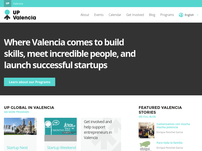 Images from Startup Next Valencia