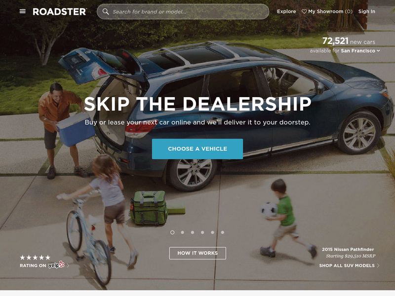 Images from Roadster