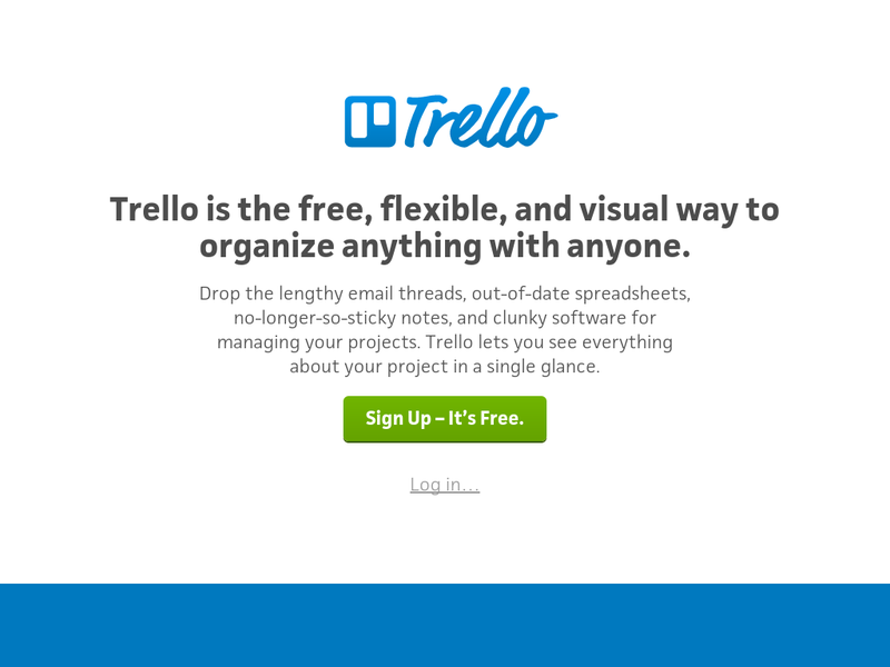 Images from Trello