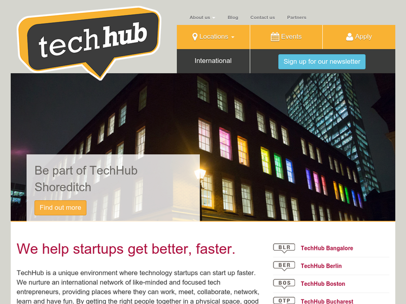 Images from TechHub