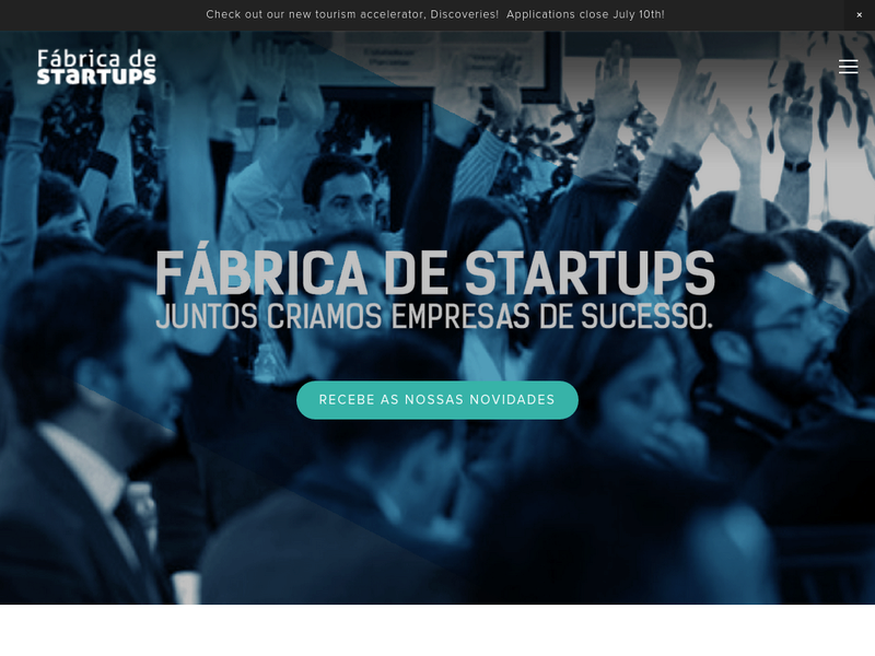 Images from Fabrica de Startups