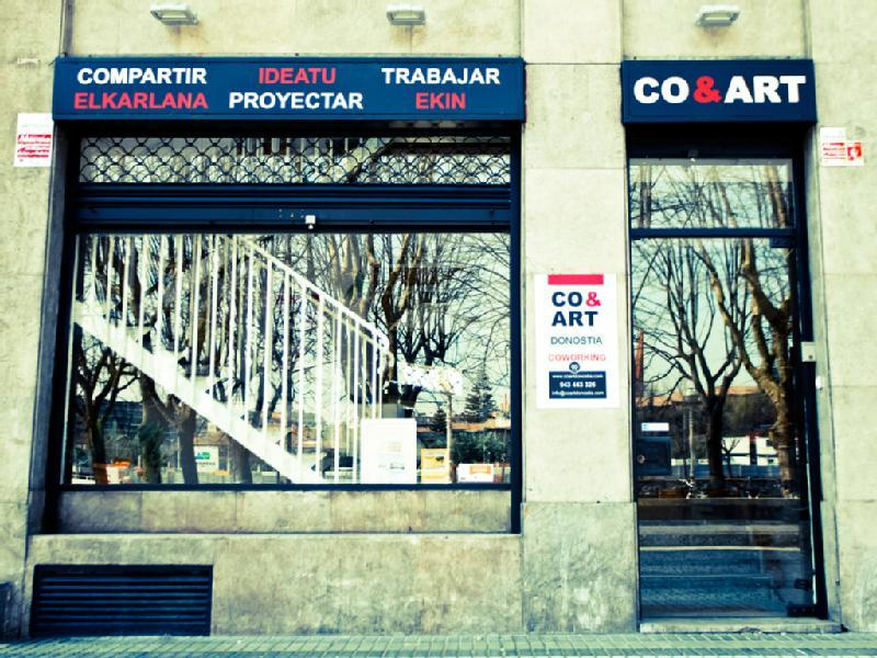 Images from CO&ART Donostia