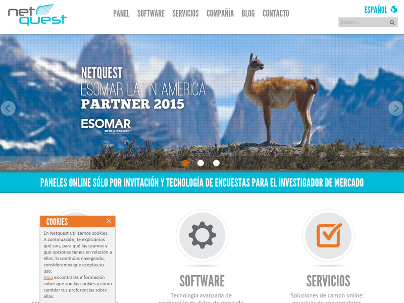 Images from Netquest
