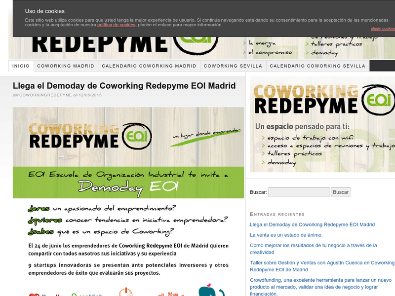 Images from Redepyme